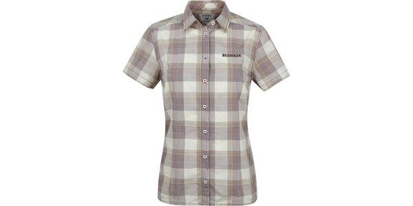 Dámská károvaná košile Bushman