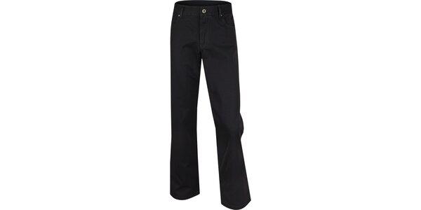 Pánské černé kalhoty Bushman