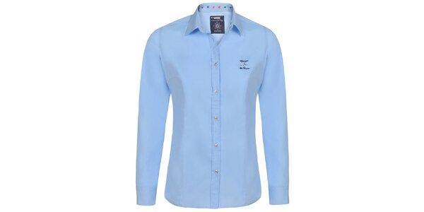 Dámská světle modrá košile Giorgio di Mare