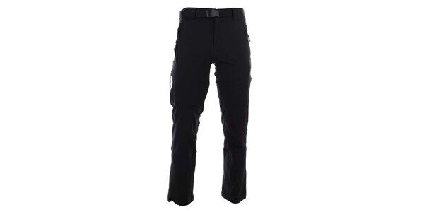 Pánské černé zimní kalhoty Authority
