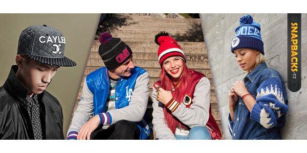 30% sleva streewear módy v e-shopu Snapbacks.cz