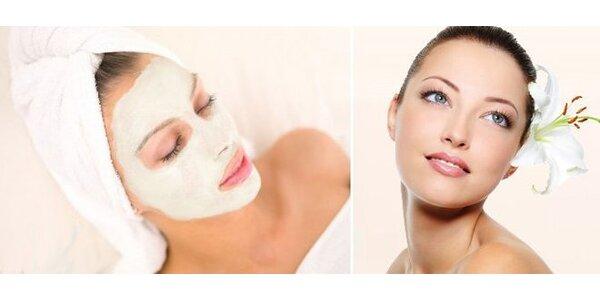 Famózní kosmetická masáž obličeje a dekoltu