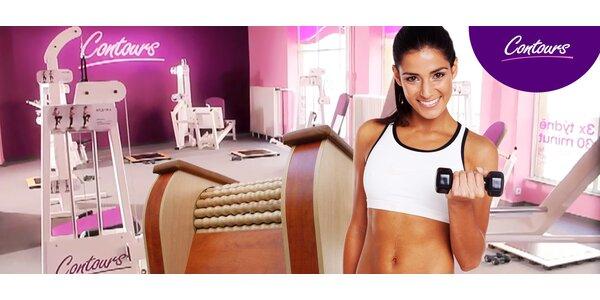 14 dní členství v dámském fitness + cvičení s rolletic