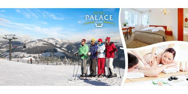 Last minute lyžovačka ve Špindlu v hotelu Palace Club***