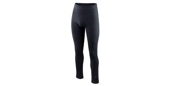 Pánské tmavě modré funkční kalhoty Hannah