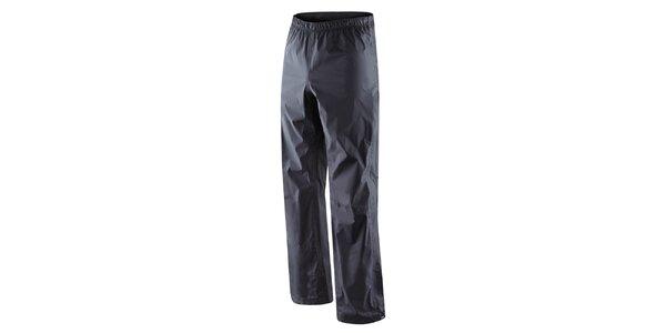 Pánské antracitové dlouhé kalhoty Hannah