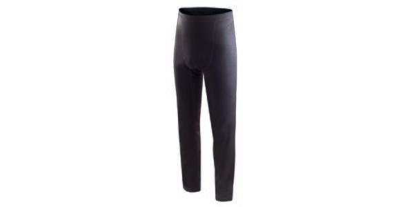 Pánské antracitové funkční kalhoty Hannah
