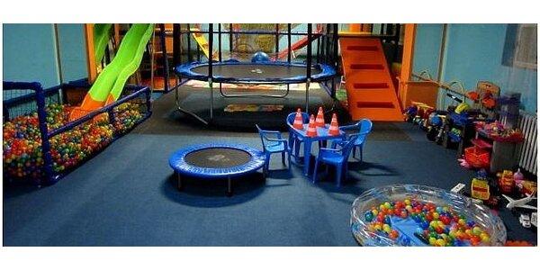 Vstupenka do Dětského světa Hopsálek pro děti od 3 let
