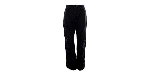 Dámské antracitové membránové kalhoty Hannah