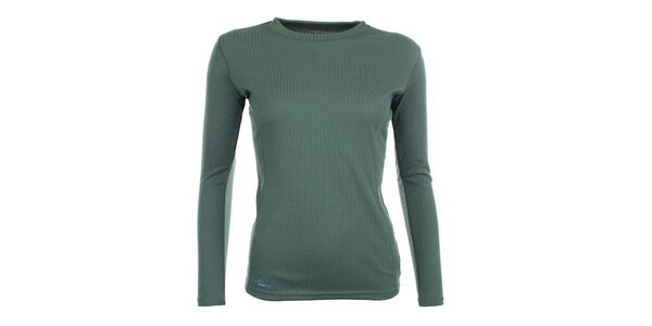 Dámské funkční triko Hannah - zelené