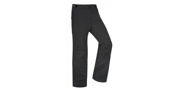 Pánské černé nepromokavé kalhoty Hannah