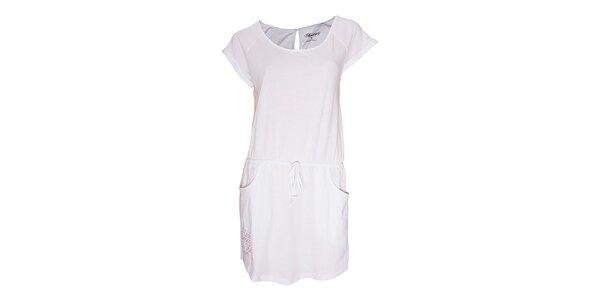 Dámské bílé šaty Fundango