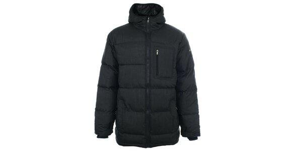 Pánská prošívaná bunda Fundango - černá
