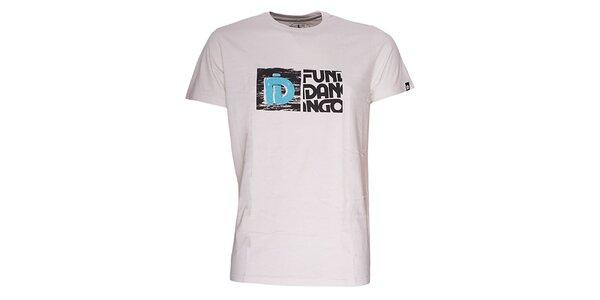 Pánské triko s potiskem Fundango