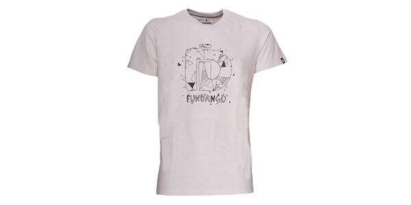Pánské tričko s krátkým rukávem Fundango