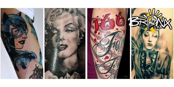 Tetování nebo odstranění laserem v Bronx ink
