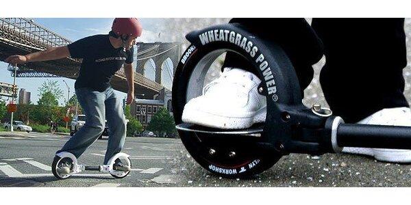 Jedinečný Freerider Skatecycle