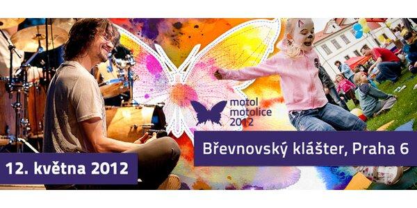 Hudební festival Motol Motolice s Danem Bártou