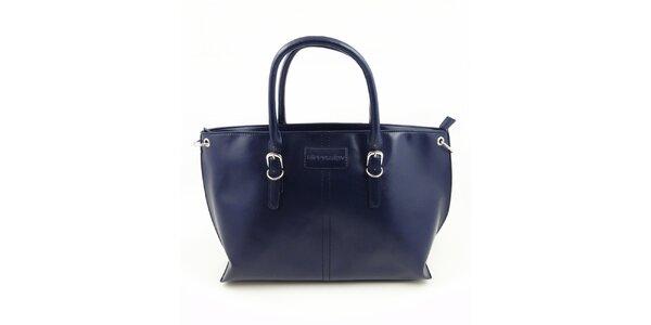 Dámská tmavě modrá kabelka Hippyssidy