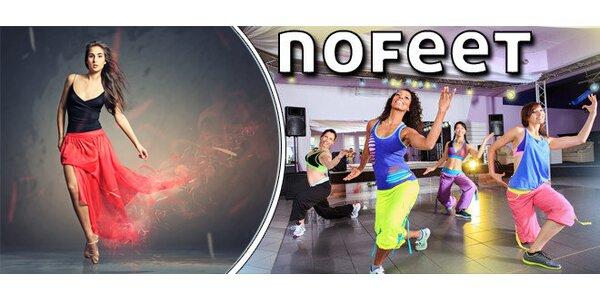 MTV dance a sólová salsa pro ženy v No Feet