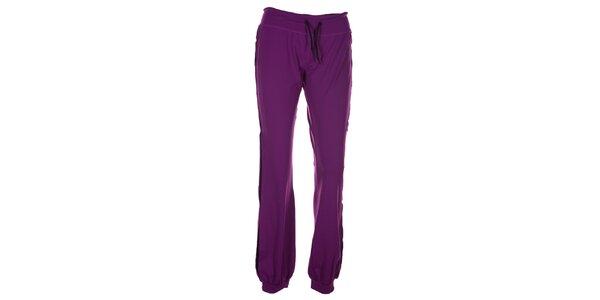 Dámské fialové sportovní kalhoty Kilpi