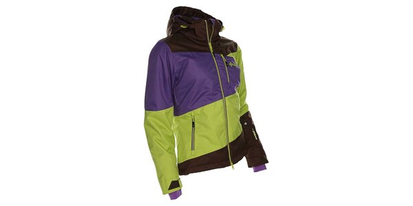 Dámská tříbarevná bunda na snowboard Kilpi