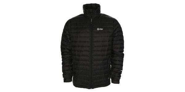Pánská péřová bunda Kilpi - černá