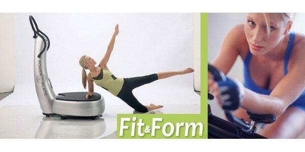 120 Kč za efektivní posílení těla ve studiu Fitform v Liberci.