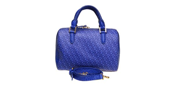 Dámská sytě modrá kabelka DKNY