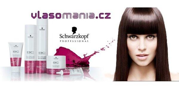 499 Kč za balíčky luxusní profesionální vlasové kosmetiky Schwarzkopf!