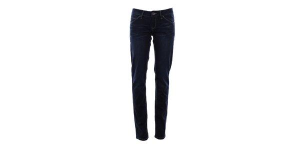 Dámské tmavé džíny s šisováním Timeout