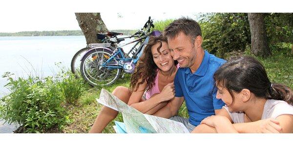 Letní dovolená PRO DVA u jezera Lipno