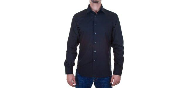 Pánská černá košile Calvin Klein