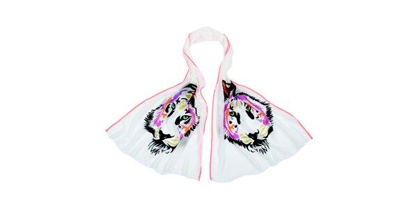 Dámský šátek s šelmou Fraas