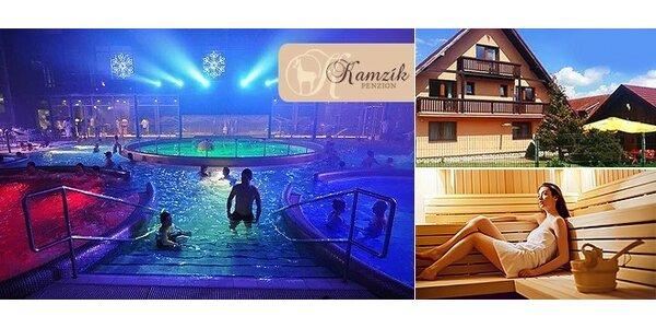 Až 3 dny v Tatrách – lyžování, wellness i aquapark