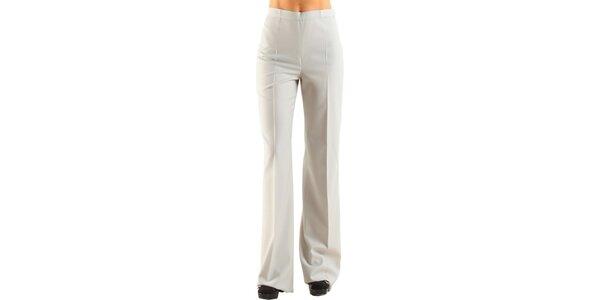 Dámské bílé kalhoty Calvin Klein s puky