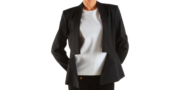 Dámské černé sako Calvin Klein