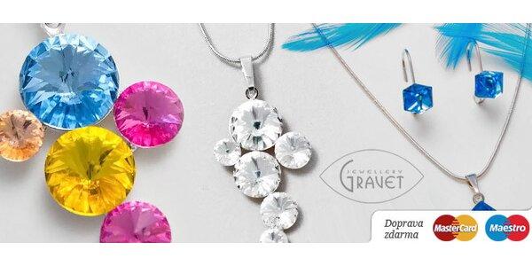 Šperky s krystaly Swarovski® Elements