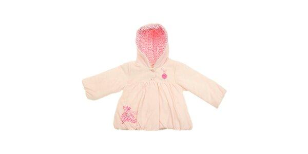 Dětský růžový kabátek Lullaby