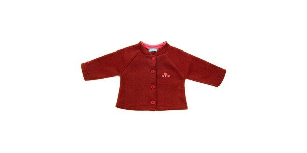 Dětský vínový kabátek Lullaby