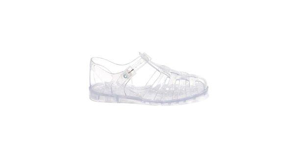 Dámské transparentní sandály Favolla