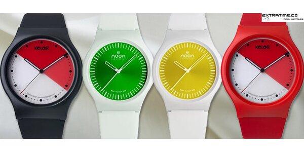 UNISEX designové hodinky NOON Copenhagen