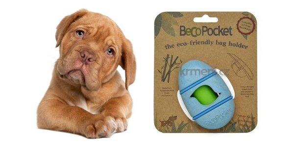 Praktický a krásný BecoBalíček pro všechny pejskaře, obsahuje BecoKapsičku,…