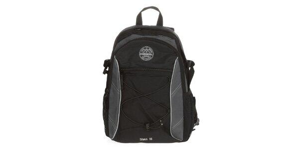 Černý batoh Kimberfeel