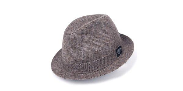 Pánský hnědý klobouk Chico