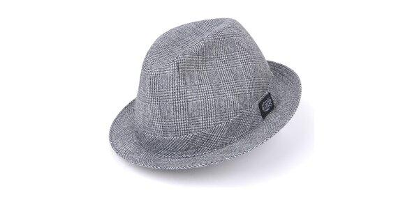 Pánský šedý klobouk Chico