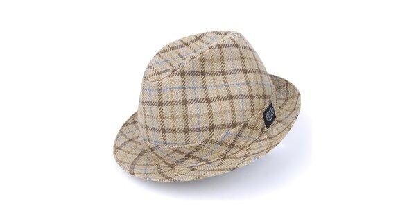 Pánský béžový klobouk Chico