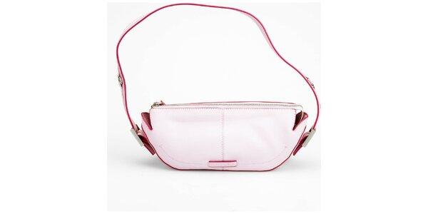 Dámská světle růžová kabelka Sisley