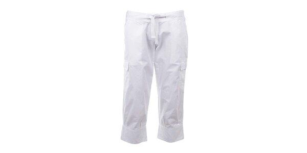 Dámské bílé capri kalhoty Northland