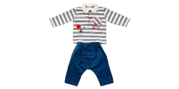 Dětská souprava Lullaby - tepláky a tričko